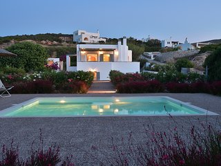 Villa Rosebay with private pool, next to cosmopolitan Naoussa