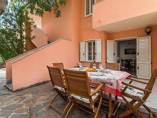 VILLA GERANI: ampia villa in posizione riservata, 10 persone
