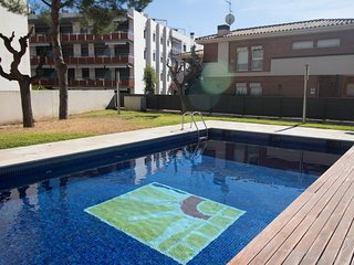 Nice apartment with 2 bedrooms, located 100m from the beach in Cambrils