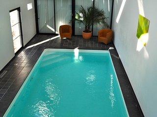 La Ferme de l'Hermitage - Gite familial avec piscine chauffee 2 a 14 personnes