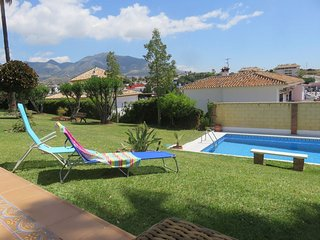 Newly refurbished townhouse in a central location with lovely view - 10 persons