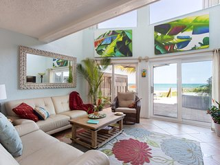 Oceanfront Sea Cottage
