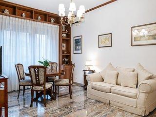 Charming 2 bed flat near Villa Pamphili