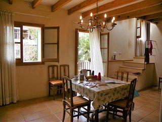 Casa con estilo tradicional