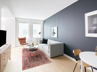 Chic Studio in FiDi by Sonder