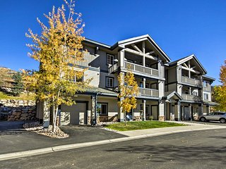 Steamboat Springs Condo - 1 Mile from the Slopes!