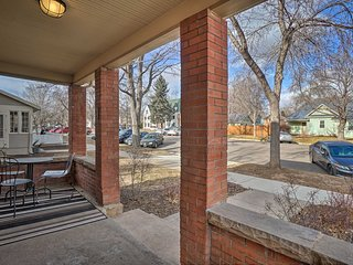 NEW! DT Fort Collins Home - Walk to Old Town + CSU