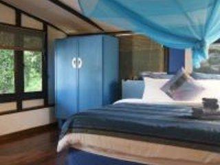 King suite met een bubbelbad en-suite