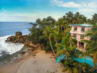 Surf Watcher Apartments at Apartments at Pools Beach Rincon