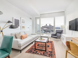 Modern 1BR in Hell's Kitchen by Sonder