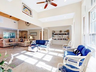 Spacious home w/ private pool, game room, & spacious backyard - great for groups