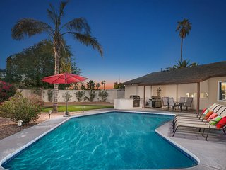 NEW LISTING! Old Town charmer w/private pool, hot tub, and outdoor gas firepit!
