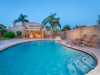 NEW LISTING! Dog-friendly getaway w/ private pool, hot tub, & putting green
