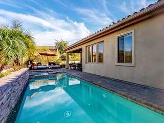NEW LISTING! Luxury home w/pool & home theater-near golf/dining