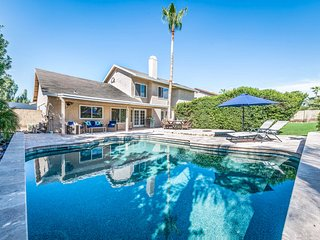 NEW LISTING! Remodeled home near Kierland w/ private pool, foosball & pool table
