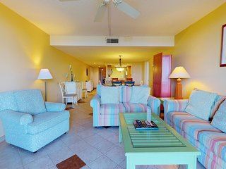 Family-friendly condo w/ nearby beach access, shared pool/hot tub, & more!