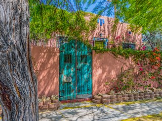 NEW LISTING! Quintessential adobe charmer at the very heart of Tucson!