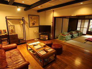 Full Traditional 'Machiya' House in Heart of Kyoto (Sakura House Kyoto)