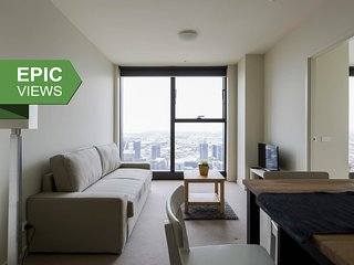 A Sky High CBD Suite with an Astonishing View