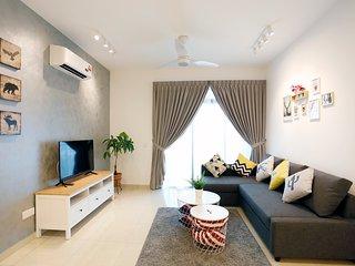 Johor Bahru ★ Bukit indah ★ 10 mins to Tuas & Legoland ★ 17