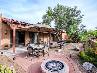NEW LISTING! Dog-friendly home w/ shared pool & hot tub - plus a mountain view