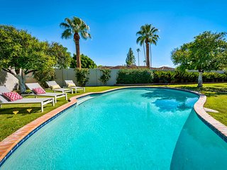 NEW LISTING! Luxurious house w/ pool, entertainment & privacy in great location