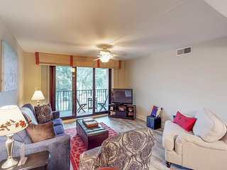 Family-friendly condo w/ shared pool, hot tub, beach access & more!