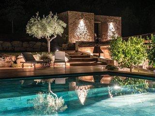 Casa Laurina, Magnifique villa avec piscine privee pour 4 personnes a Sta Giulia
