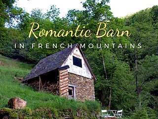 Shepherd's Barn in French Mountains