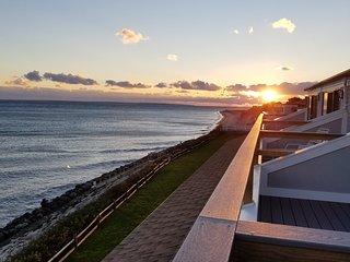 Ocean Front  - Beautiful ocean views from all rooms