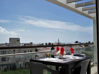 Appartement  a Albufeira avec vue sur la mer,pool,AC,WIFI,Terrace
