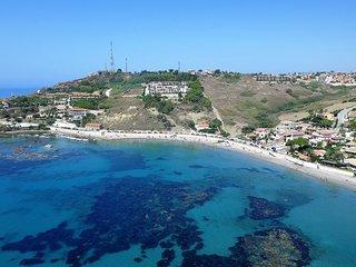 Cadoro Case Vacanza 4 posti letto con balcone vista mare a 250 mt dalla spiaggia