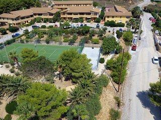Case Vacanza Renella 3 posti letto Balcone,wifi,self-catering, 200mt dal mare