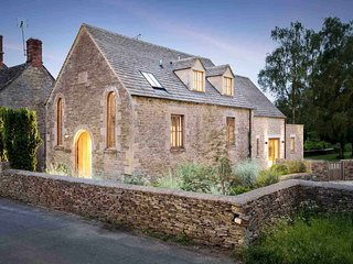 The Chapel is a stunning conversion combining period features with modern design