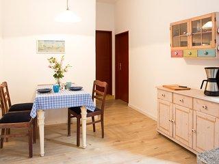 Ruhige, freundliche 2-Zimmer-Wohnung