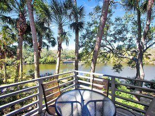 NEW LISTING! Spacious, waterfront home w/ lagoon views & easy beach access