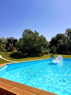 Mini Loft in Dordogne with pool