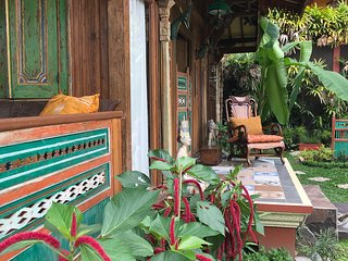 Rumah Betawi and Homestay , where Tradition meets Luxury