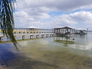 Heaven on the Lake with Private Dock. Bring your Boat or enjoy the view!