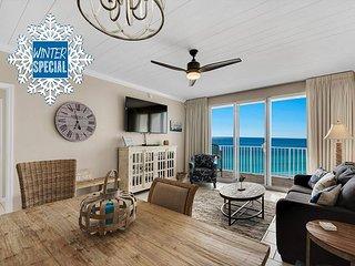 ~BEACH VIEW~ DLX Updated Condo*Seascape Resort! Pool~Hotub~Gym+FREE VIP Perks