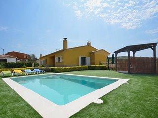 Cozy house in Begur with Parking, Washing machine, Pool, Garden