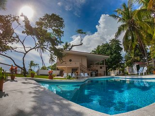 5 Bedroom Luxury Oceanfront Villa on Jaco Beach