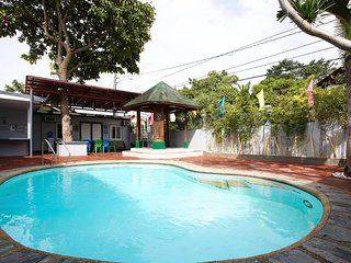 May's Pool House near Enchanted Kingdom