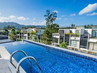 [Ourvillas.co] Phuket Laguna 5 Bedroom Rooftop Pool Villa 五臥室特色屋頂泳池別墅