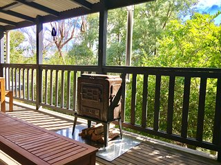 TreeTops Hepburn Springs - beautiful bushland setting