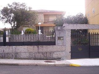 house in the urban area of sanxenxo