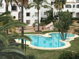 An amazing apartment in Reserva de Marbella