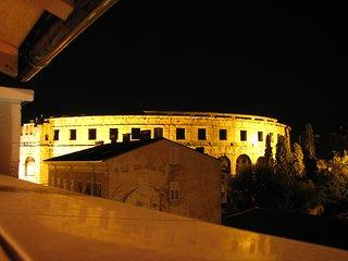 Terrace Dream View over Amphitheatre