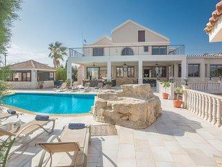 Cyprus In The Sun Villa Ekali Platinum