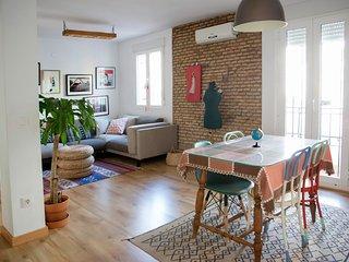 Lovely artist home